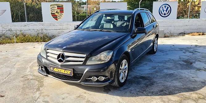 Mercedes-Benz Classe C 180 CDi Avantgarde BE (120cv) (5p)