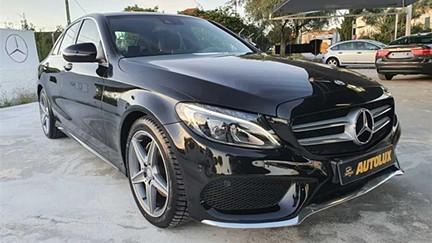 Mercedes-Benz Classe C 220 BlueTEC AMG (170cv) (4p)