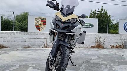 Ducati Multistrada Enduro 1260