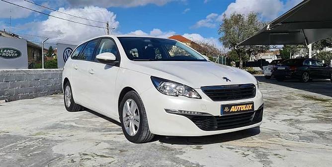 Peugeot 308 SW 1.6 BlueHDi Active J17 (120cv) (5p)