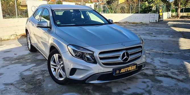 Mercedes-Benz Classe GLA 180 CDi Urban (109cv) (5p)