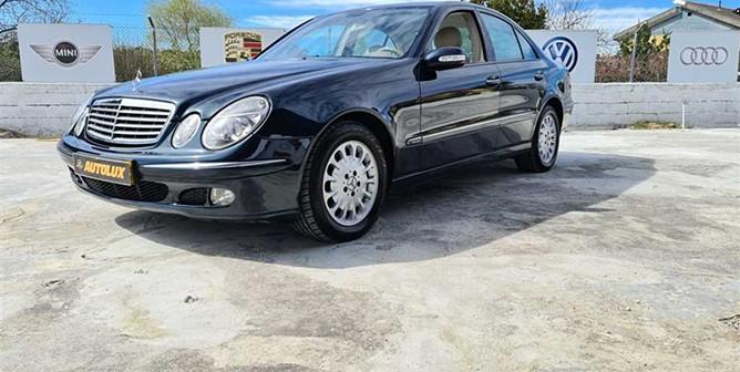 Mercedes-Benz Classe E 220 CDi Elegance Aut. (150cv) (4p)