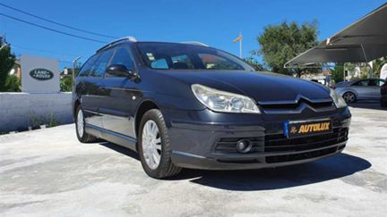 Citroen C5 Break 1.6 HDi Exclusive (109cv) (5p)