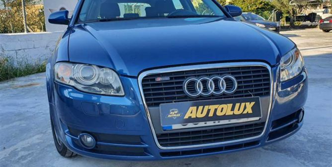 Audi A4 Avant 2.0 TDi S-line (140cv) (5p)