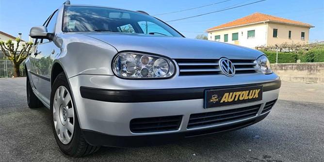 Volkswagen Golf Variant 1.9 TDi Confortline (90cv) (5p)