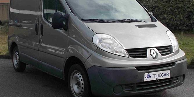 Renault Trafic 2.0 dCi L1H1 1.0T115 (115cv) (5p)