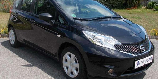 Nissan Note 1.5 dCi Acenta (90cv) (5p)