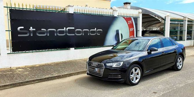Audi A4 2.0 TDI Sport (150cv) (4p)
