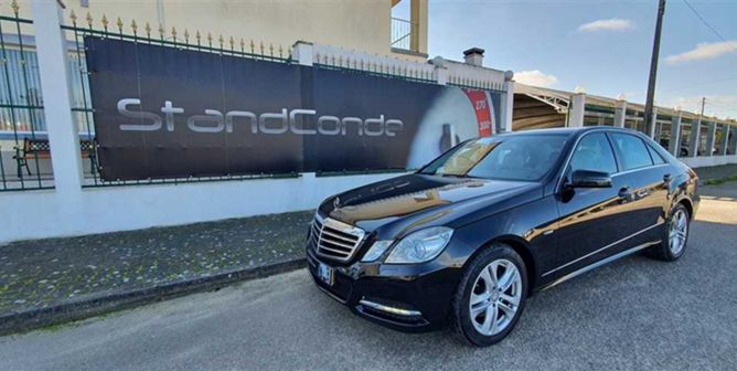 Mercedes-Benz Classe E 250 CDi Avantgarde BlueEf. (204cv) (4p)