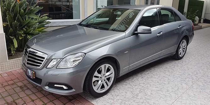 Mercedes-Benz Classe E 350 CDi Avantgarde BlueEf. (231cv) (4p)