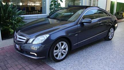Mercedes-Benz Classe E 350 CDi Avantgarde BlueEf. (231cv) (3p)
