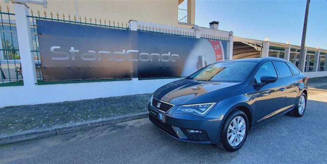 Seat Leon 1.0 EcoTSI Style Ecomotive S/S (115cv) (5p)