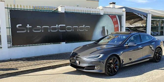 Tesla Model S P90D (700cv) (5p)