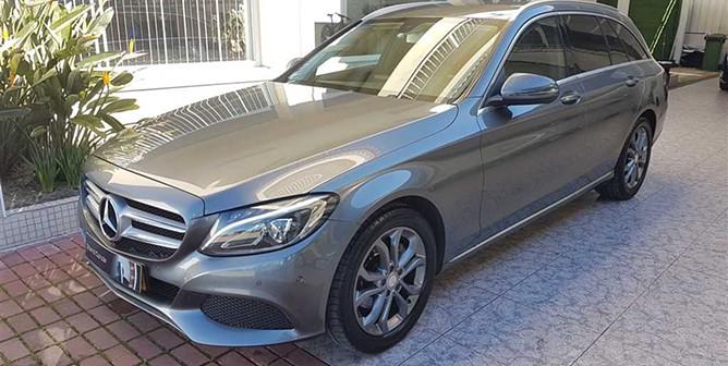 Mercedes-Benz Classe C 220 BlueTEC Avantgarde 7G-TRONIC (170cv) (5p)