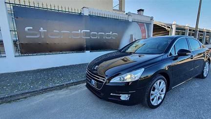 Peugeot 508 2.0 HDi Hybrid 2-Tronic J18 (163cv) (4p)