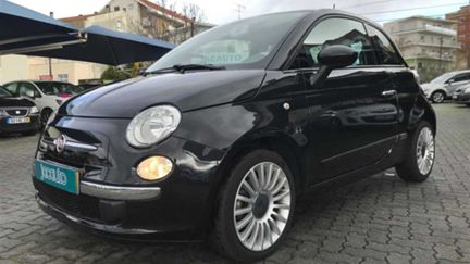 Fiat 500 1.3 16V Multijet Lounge S&S (95cv) (3p)