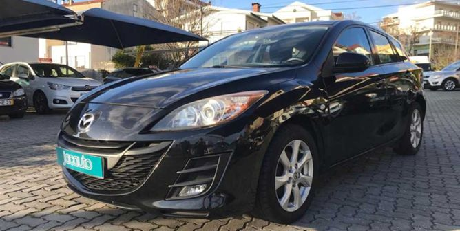 Mazda 3 MZ-CD 1.6 Exclusive (109cv) (5p)