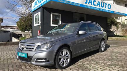 Mercedes-Benz Classe C 200 CDi Avantgarde BE (136cv) (5p)