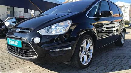 Ford S-Max 2.0 TDCi Titanium 7L 149g (163cv) (5p)