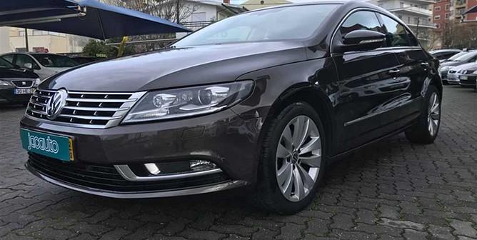 Volkswagen CC 2.0 TDi BlueMotion (140cv) (4p)