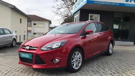 Ford Focus 1.6 TDCi Titanium Best Econetic SIP (105cv) (5p)