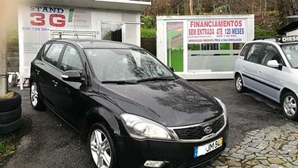 Kia Ceed 1.6 CRDi EX Eco (115cv) (5p)
