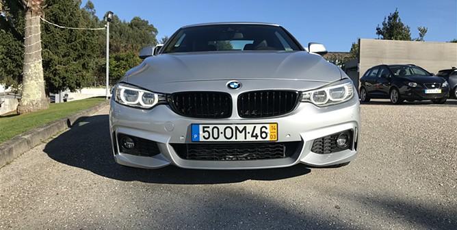 BMW Série 4 435i Cabrio Pack M Aut. (306cv) (2p)