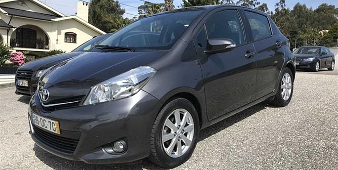 Toyota Yaris 1.0 VVT-i H.Pack+NAVI MM (70cv) (5p)