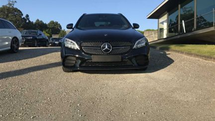 Mercedes-Benz Classe C 220 AMG 9 Getronic