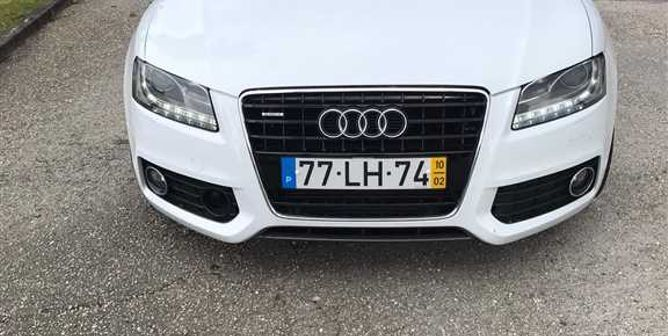 Audi A5 Sportback 3.0 TDi S-tronic Quattro S-line (240cv) (5p)