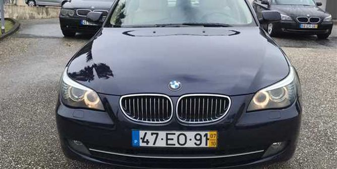 BMW Série 5 520 d Executive (177cv) (4p)