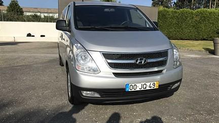 Hyundai H1 Starex 2.5 CRDi (136cv) (4p)