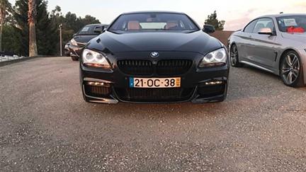 BMW Série 6 Gran Coupé 640d Gran Coupé Pack M (313cv) (4p)