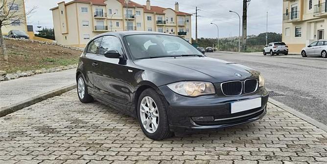 BMW Série 1 118 d (143cv) (2p)