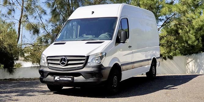 Mercedes-Benz Sprinter 313 CDI/3D (129cv) (4p)