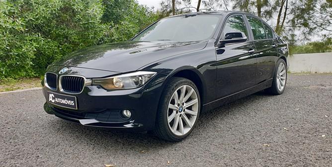 BMW Série 3 316 d (116cv) (4p)