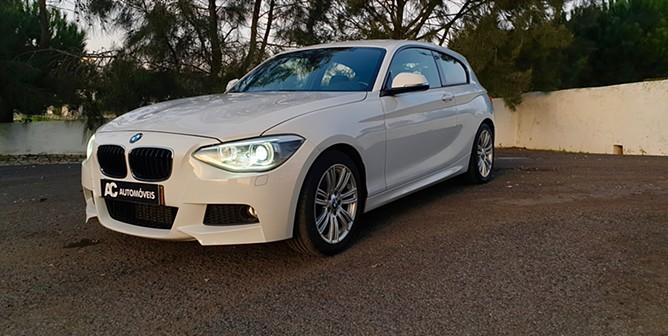 BMW Série 1 116 d Pack M (116cv) (3p)