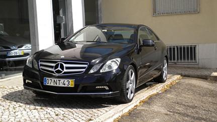 Mercedes-Benz Classe E 250 CDI Coupé Aut (204cv) (4 lug) (3p)