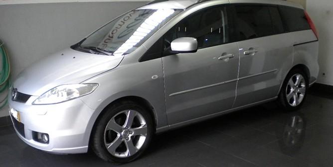 Mazda 5 MZR-CD 2.0 Sport (143cv) (5p) (7 lugares)