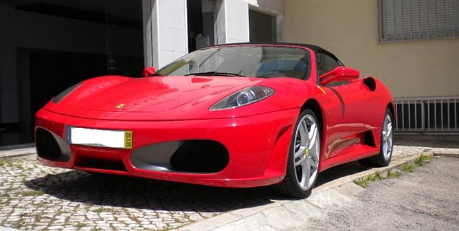 Ferrari F430 Spider F1 (490cv) (2p)