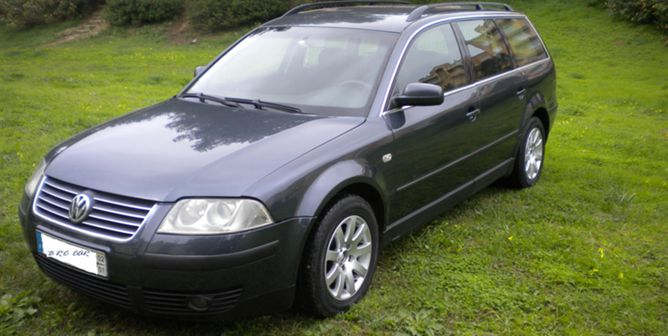 Volkswagen Passat V. 1.9 TDi Confortline Tip (130cv) (5p)