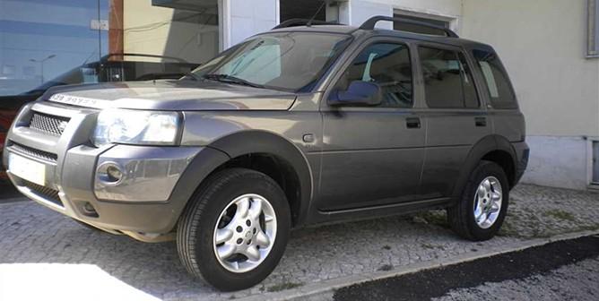 Land Rover Freelander 2.0 Td4 Sport (112cv) (5p)