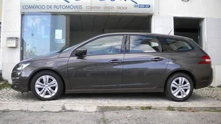 Peugeot 308 SW 1.6 BlueHDi Active (120cv) (5p)