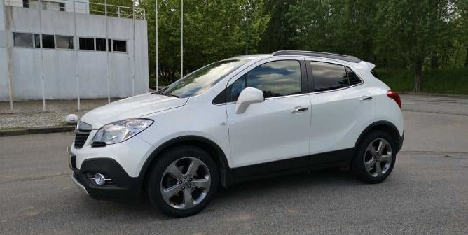 Opel Mokka 1.7 CDTi Cosmo Aut. (130cv) (5p)