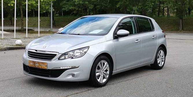 Peugeot 308 1.6hdi business 120cv