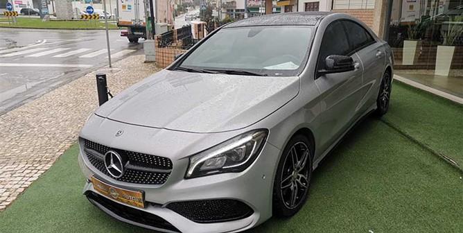 Mercedes-Benz Classe CLA 220 CDi AMG Line Aut. (170cv) (5p)