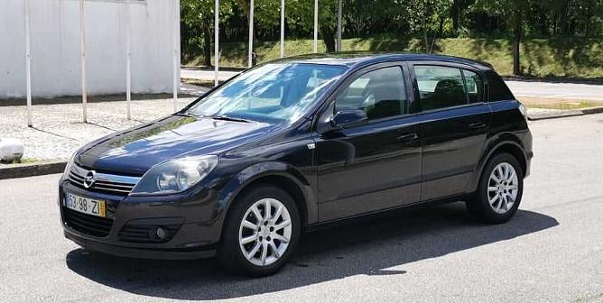 Opel Astra 1.7 CDTi Cosmo M5 (100cv) (5p)