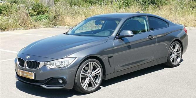 BMW Série 4 420d Line Sport (184cv) (2p)
