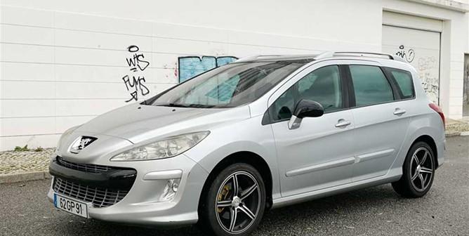 Peugeot 308 SW 1.6 HDi Premium CVM6 (110cv) (5p)