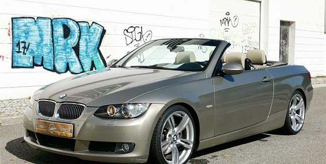 BMW Série 3 325 i Auto (218cv) (2p)